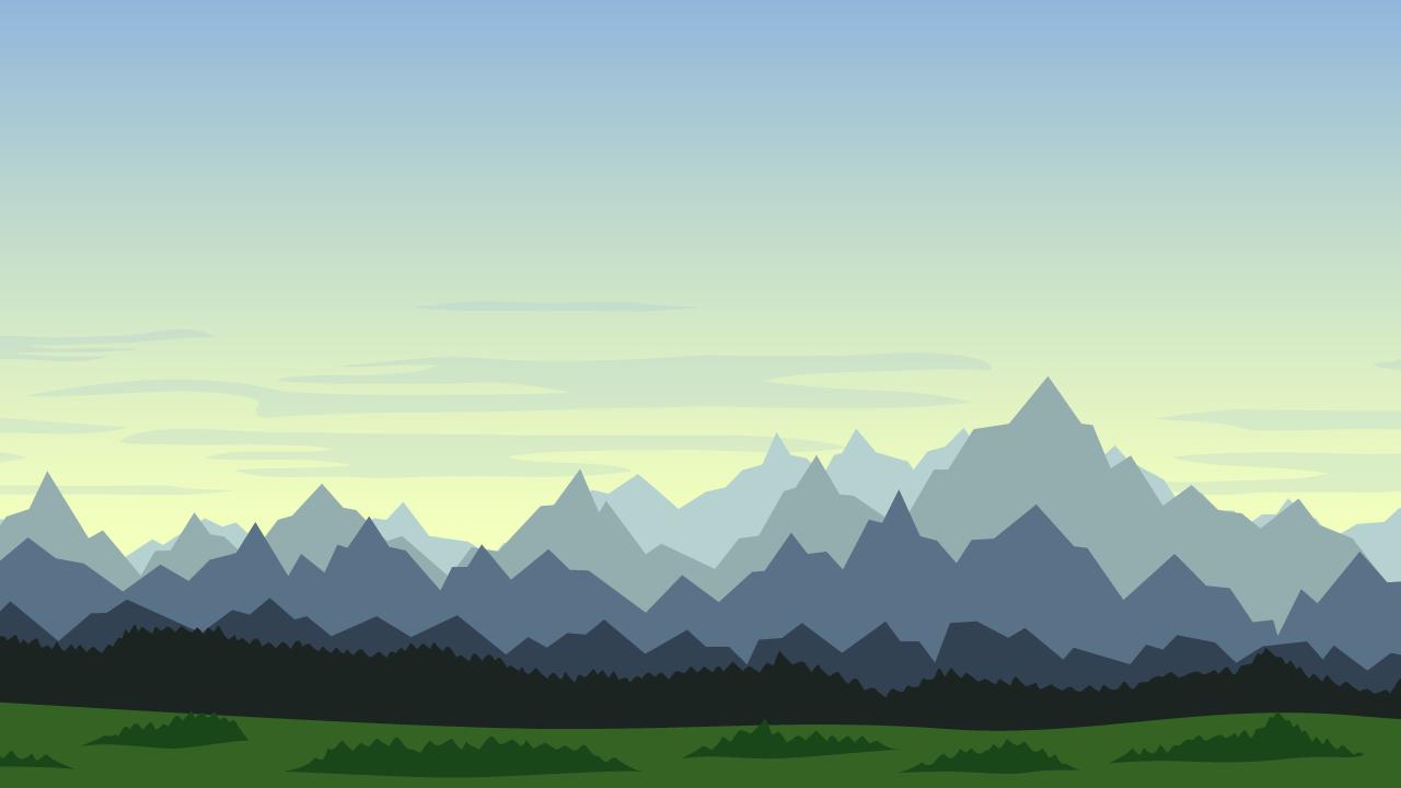 Parallax Backgrounds set by ShMEL Studio GameMaker Marketplace 1280x720
