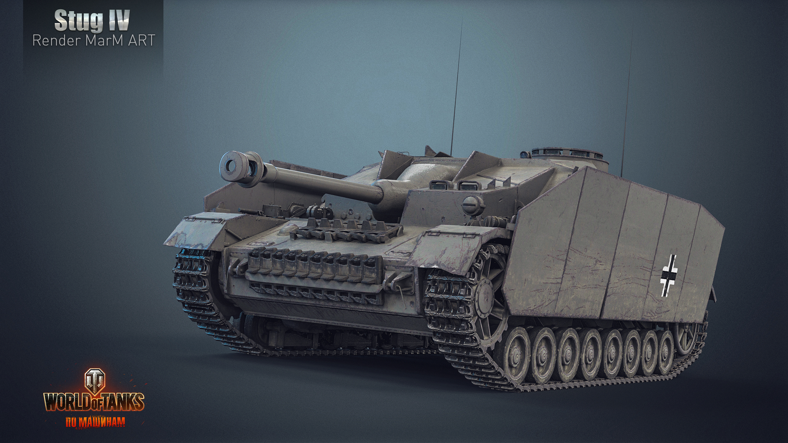 Images World of Tanks SPG Stug IV Games 2560x1440 2560x1440