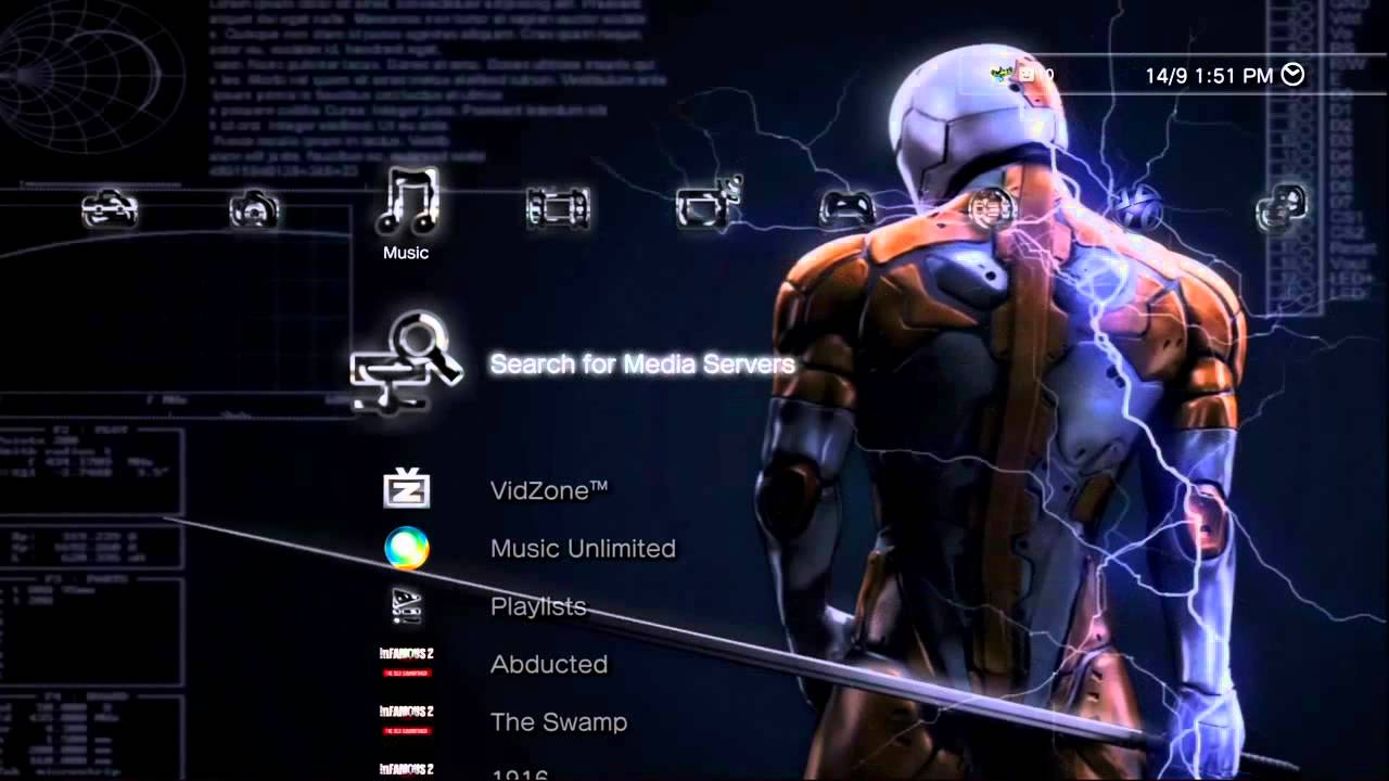 Free download Viewing Gallery For Ps3 Theme [1280x720] for