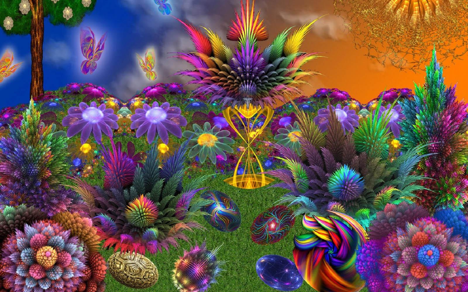 Floral Art Wallpaper Floral Art DesktopWallpaper Floral Art Desktop 1600x1000