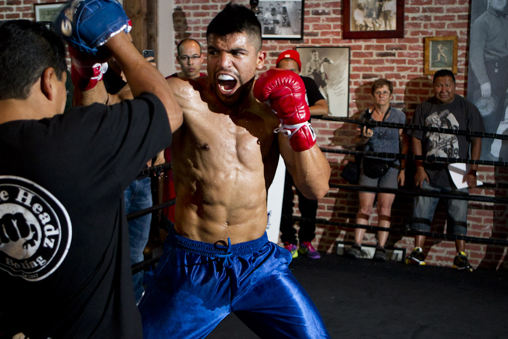Victor Ortiz gets back to boxing Orange County Register 1000x667