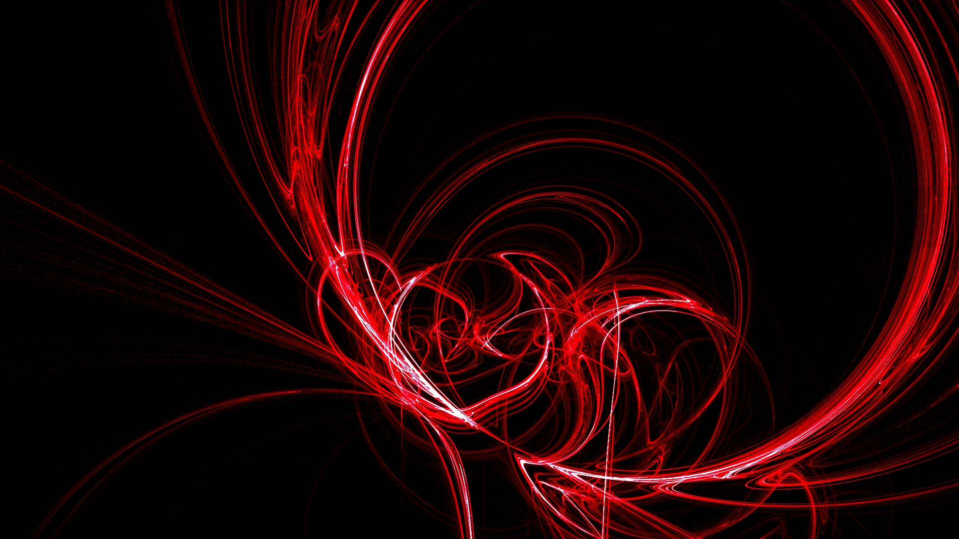 Red Abstract wallpaper - 689020