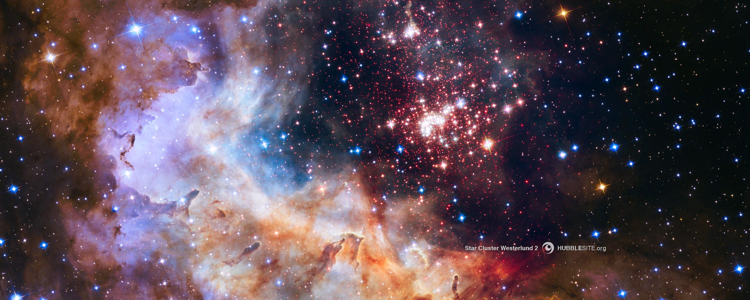 HubbleSite Images 2560x1024