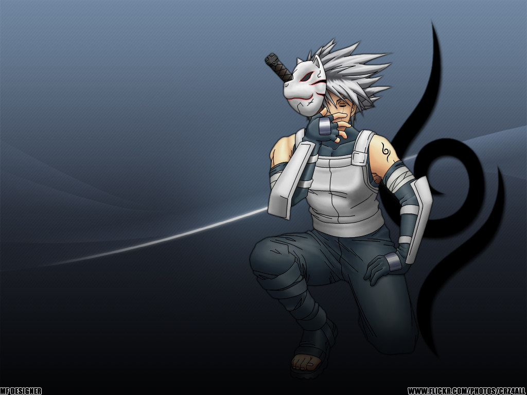 Kakashi Hatake Wallpapers New Stylish Wallpaper 1024x768
