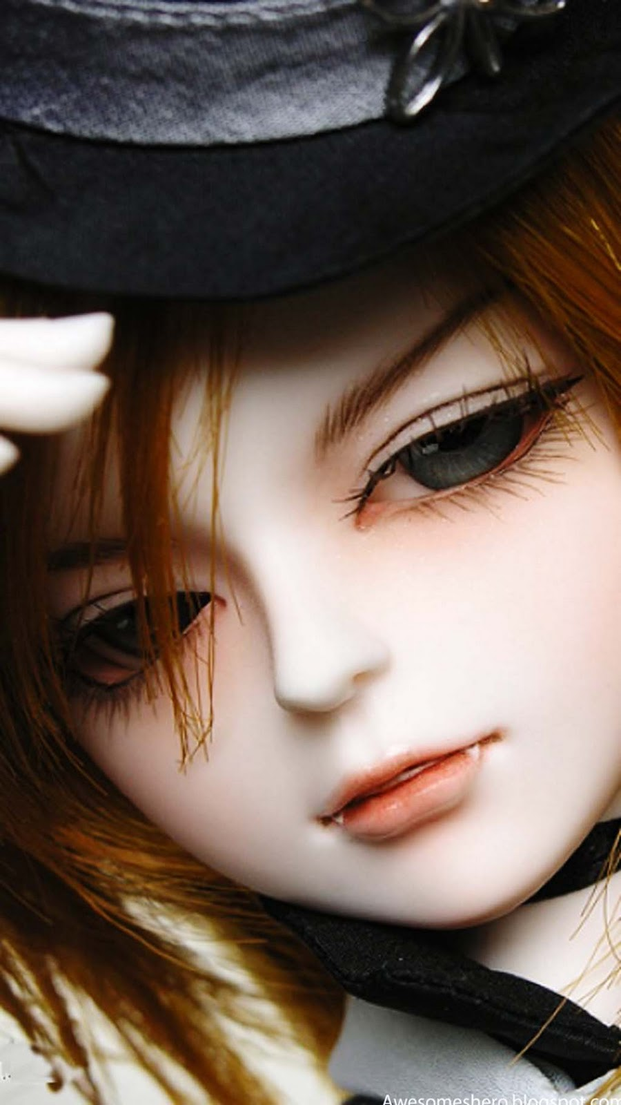 Beautiful Dolls Download Wallpapers Awesome wallpapers 900x1600