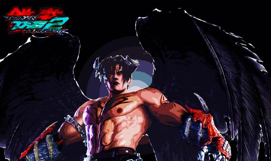 Tekken Devil Jin Wallpaper 900x535