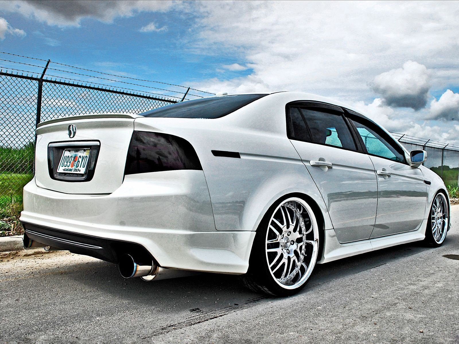 Acura TL Wallpapers 1080p 672TN15 WallpapersExpertcom 1600x1200
