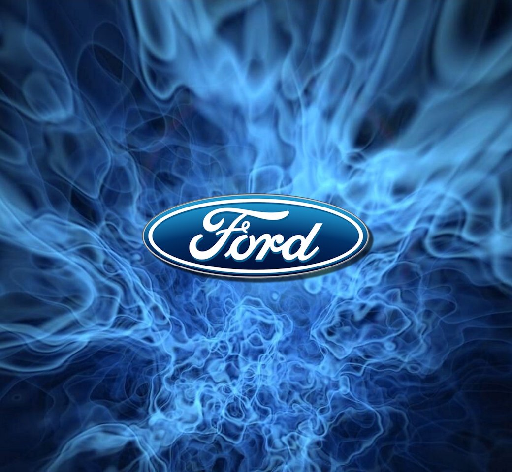 Cool Ford Logos Wallpapers 1 with the ford oval logo and 1040x960