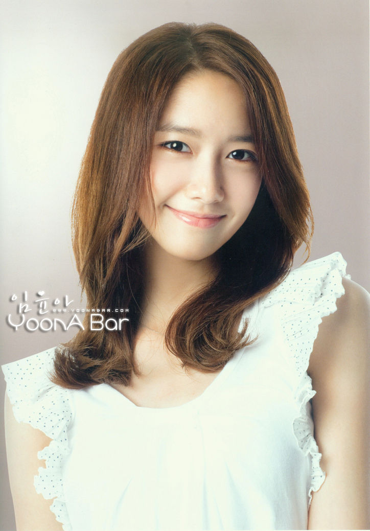 Im yoonA images yoona HD wallpaper and background photos 724x1039