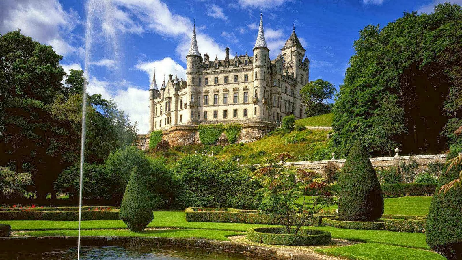 Hd Castle Wallpaper Wallpapersafari