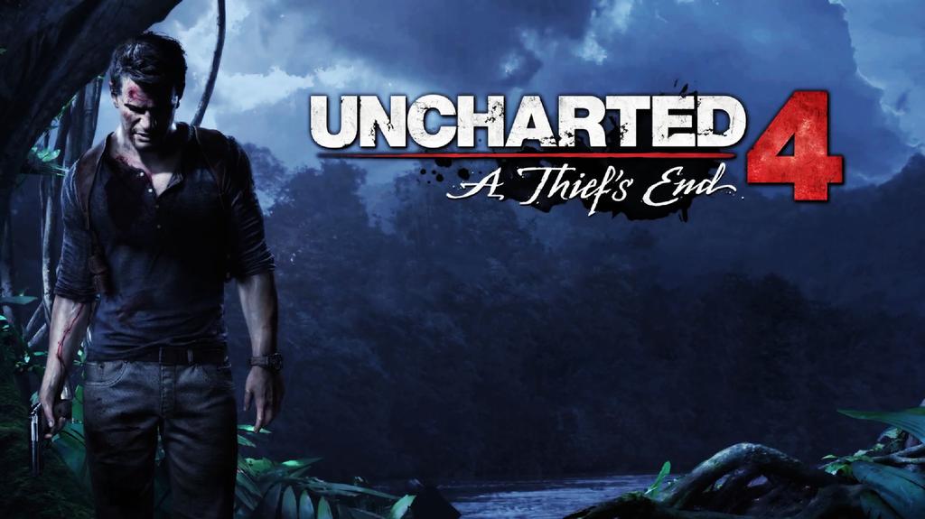 Uncharted 4 Wallpaper HD by SaSuRaLoVe 1024x575