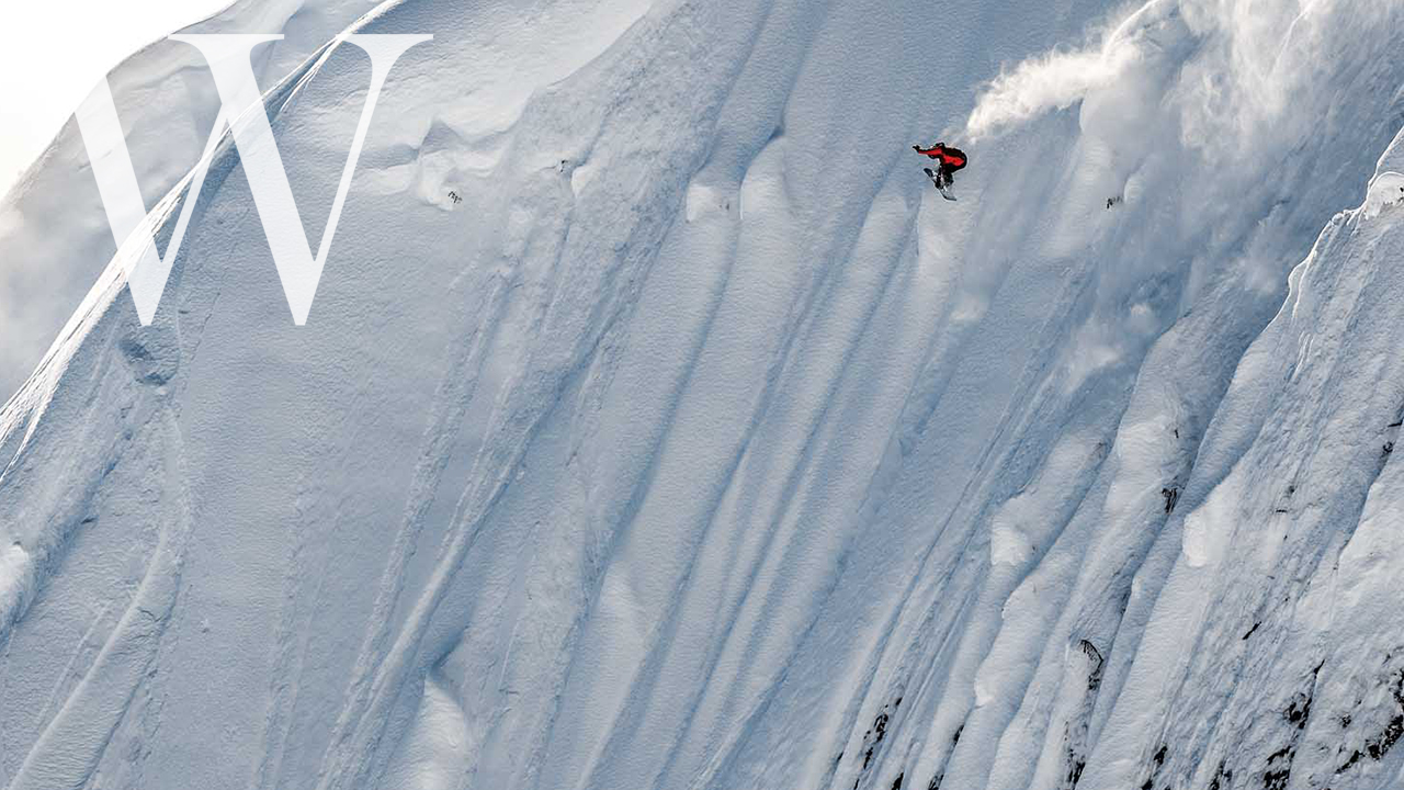 Wallpaper Wednesday Powder Baby Transworld Snowboarding 1280x720