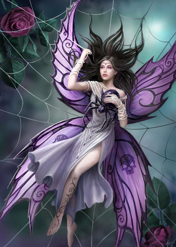 Dark Fairy Background Wallpapers , here you can see Fantasy Dark Fairy ...