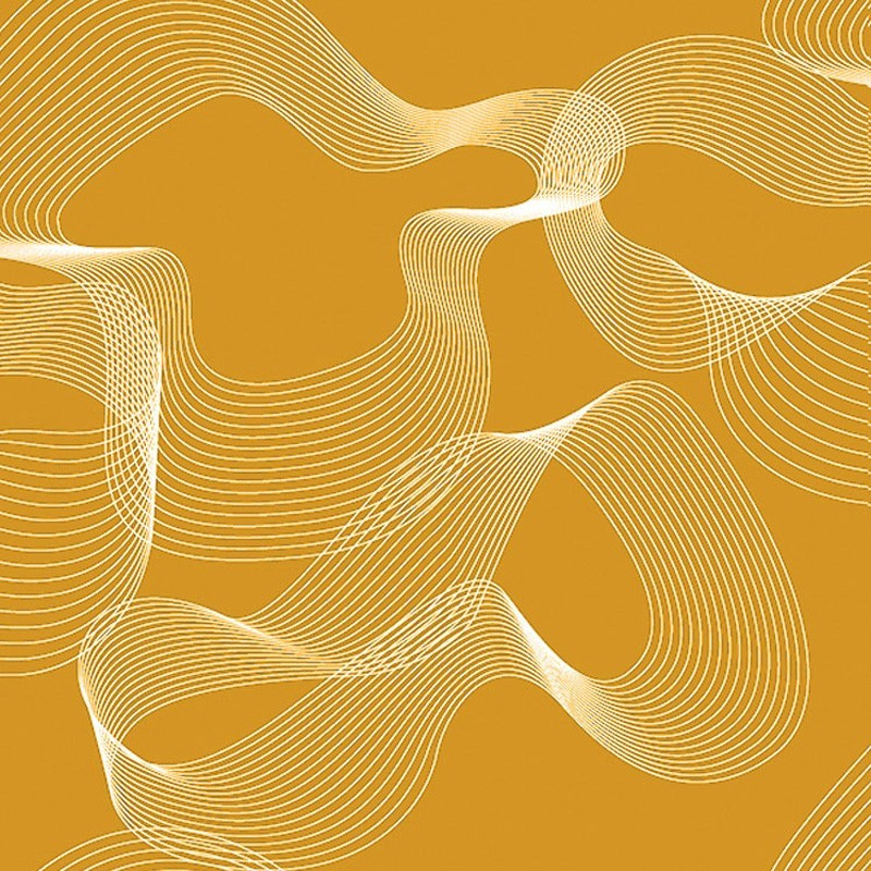 Ondas Wallpaper Yellow Wallpaper Buy Wallpaper Direct Online 800x800