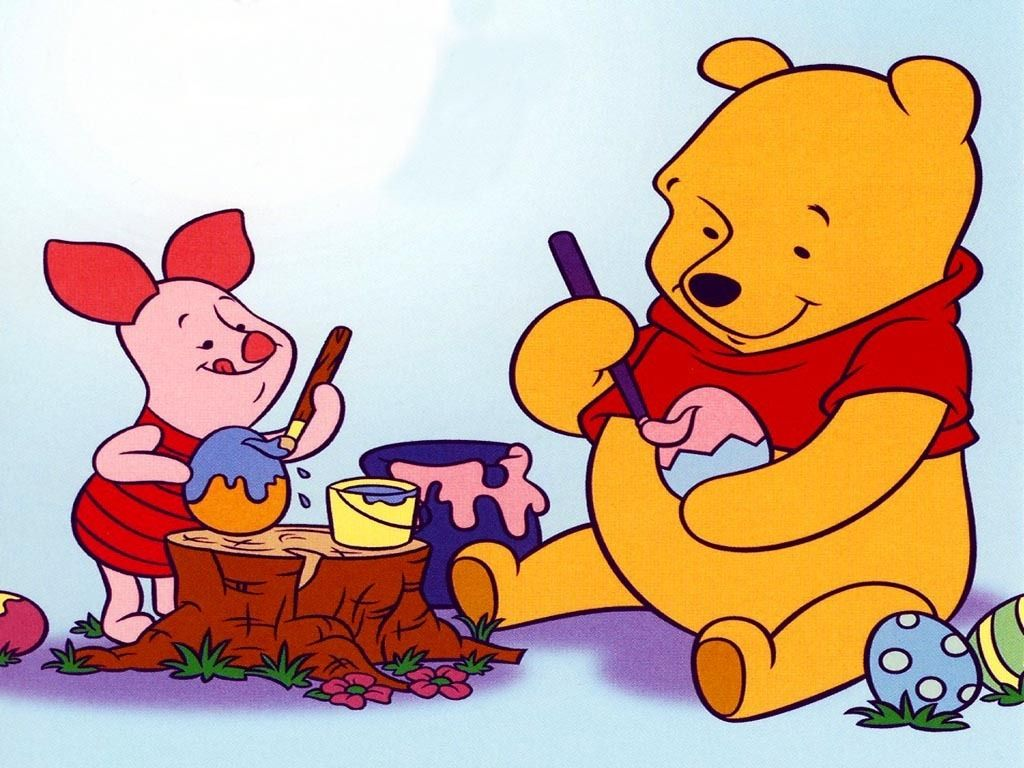 Peanuts Easter Wallpapers 1024x768