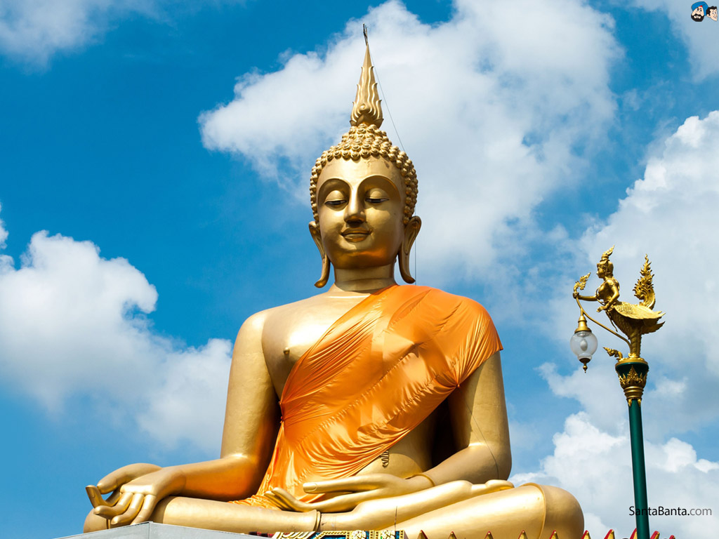 Buddha Wallpaper 8k: Lord Buddha Wallpaper