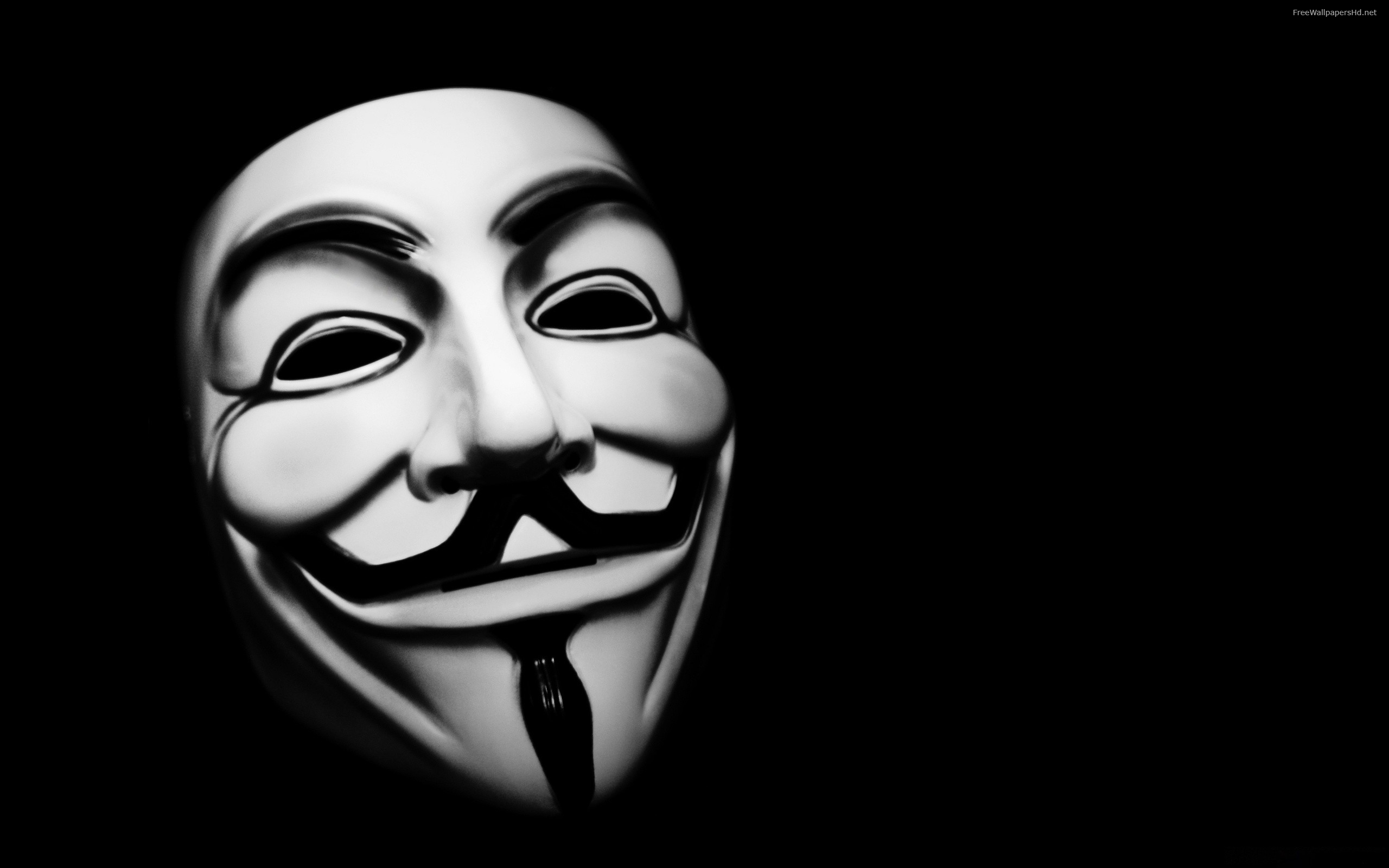 Anonymous Wallpaper Full HD ImageBankbiz 2560x1600