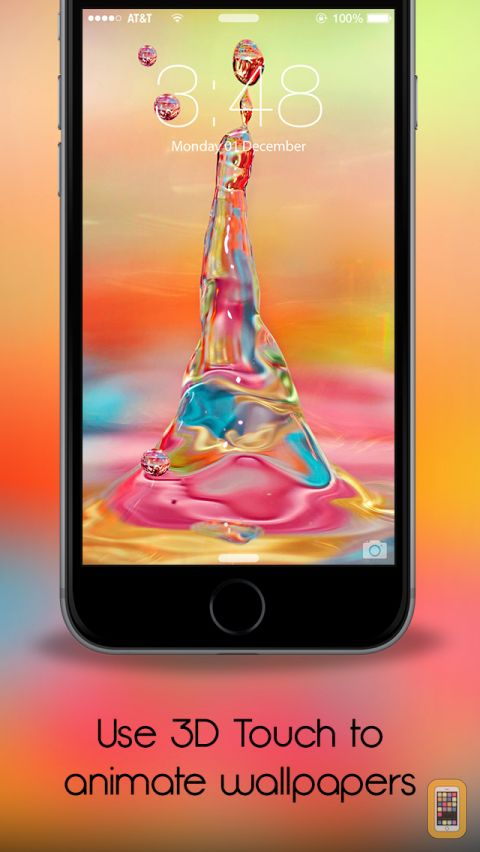 Best Live Wallpaper Top 3000 on Mobile for iPhone iPad   App Info 480x852