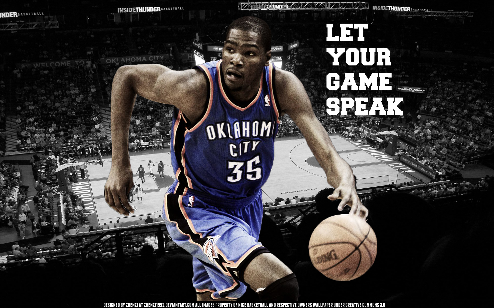 Kevin Durant Wallpapers 134 Mb WallpapersExpertcom 1920x1200