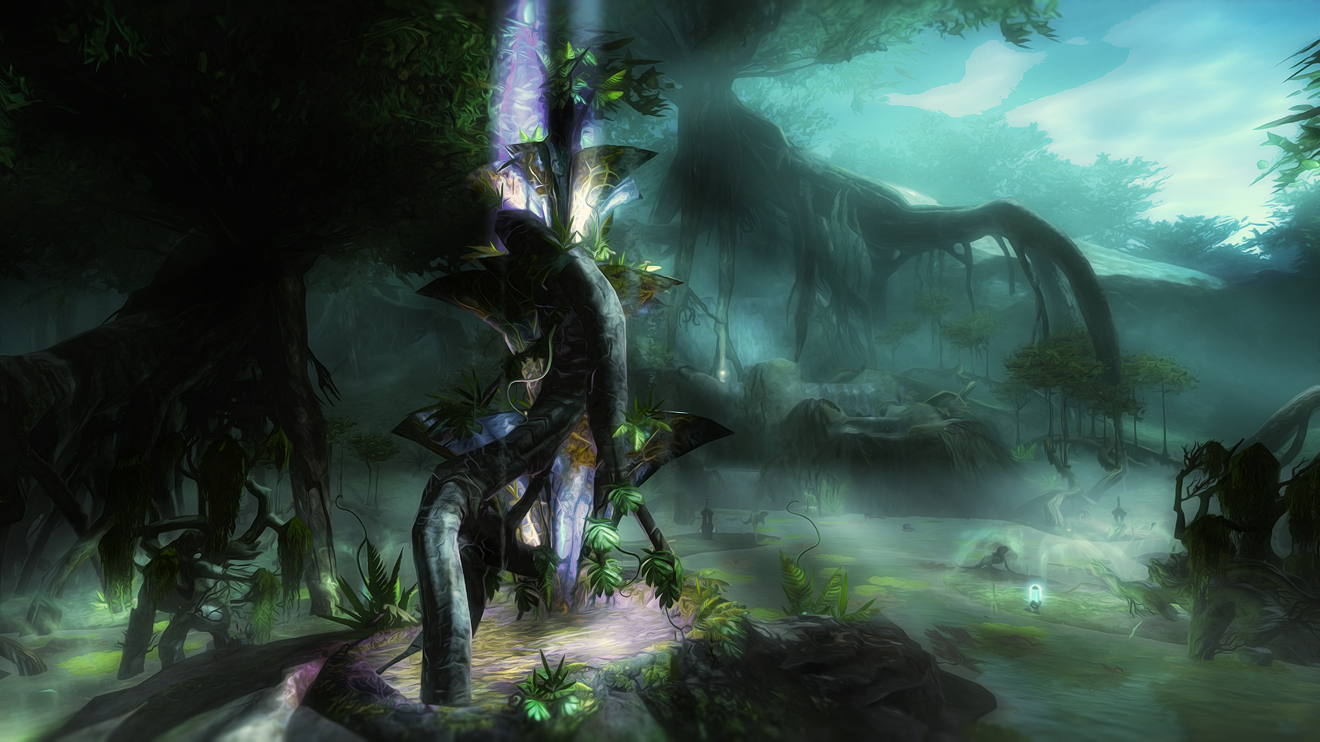 Free Download Tagged 1920x1080 Guild Wars 2 Wallpaper Leave A