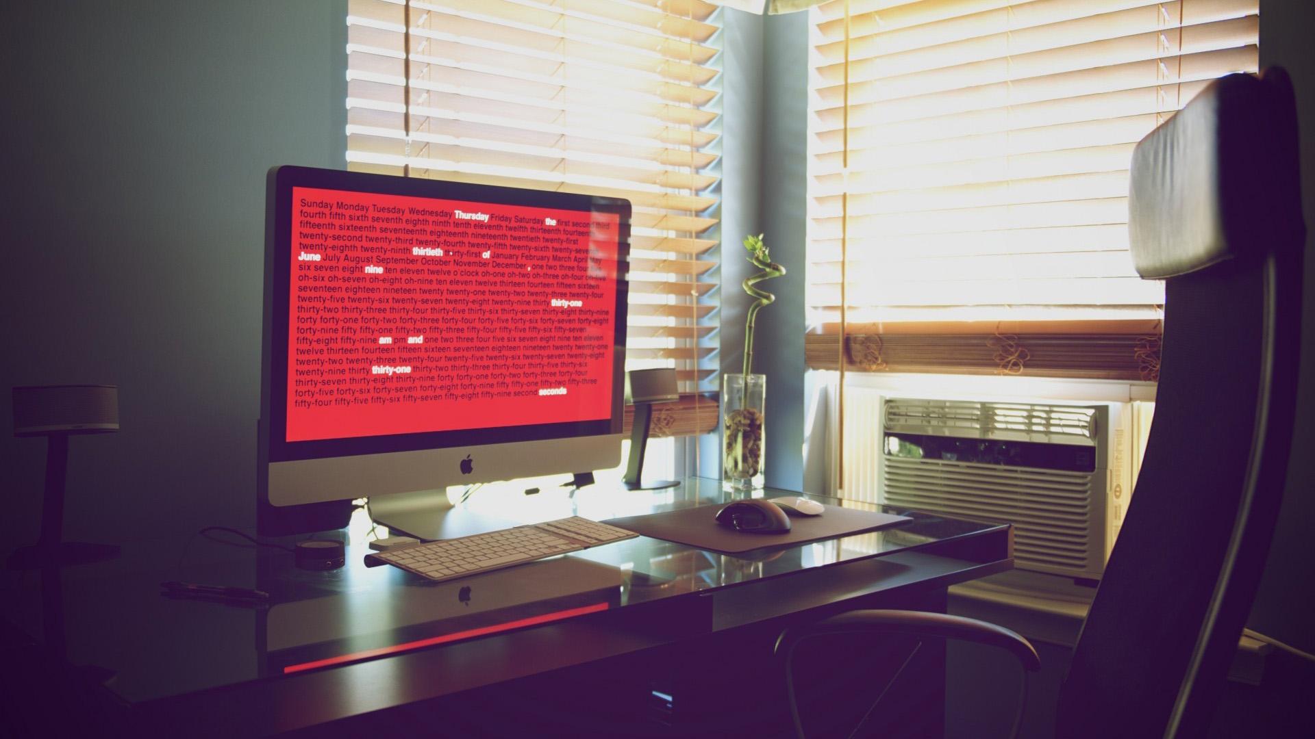 iMac Setup HD Wallpaper FullHDWpp   Full HD Wallpapers 1920x1080 1920x1080