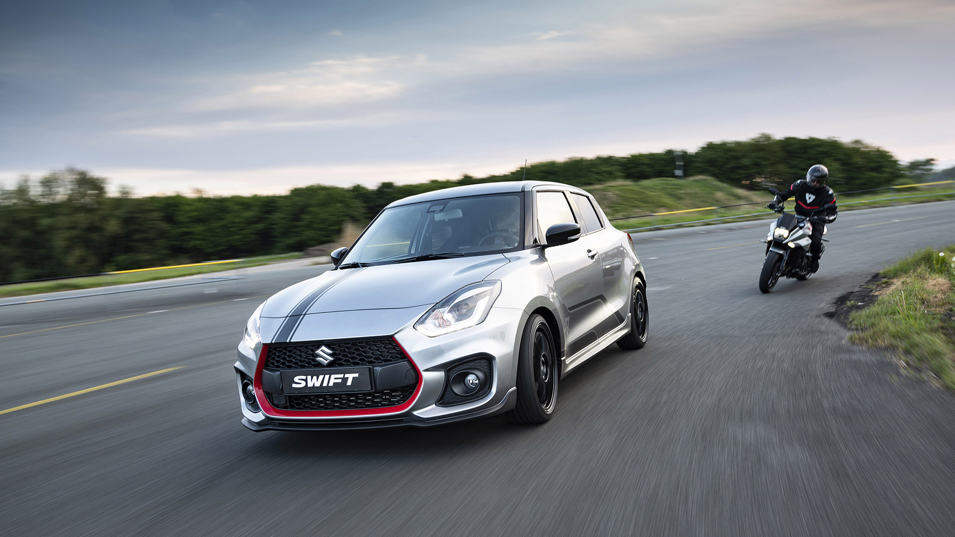 2019 Suzuki Swift Sport Katana Wallpapers HD Images   WSupercars 1920x1080
