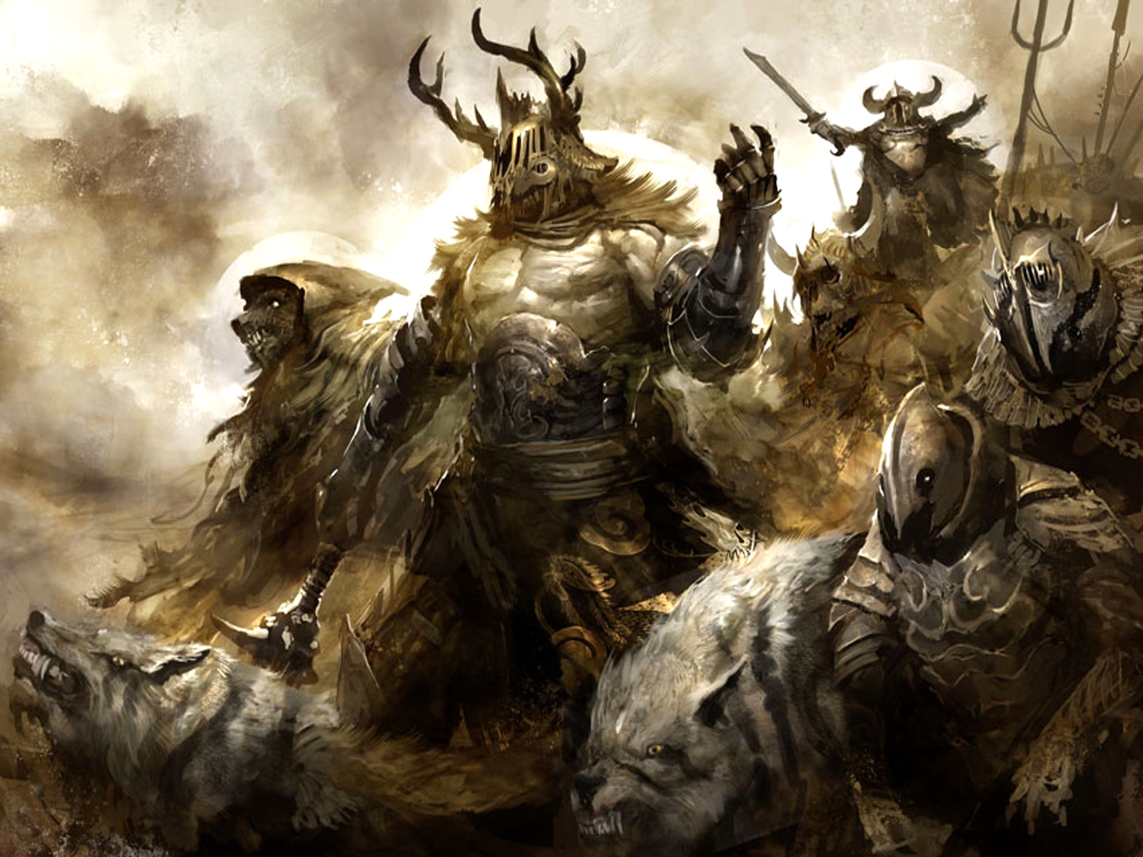 Death Hunt Warband Wallpaper Background 45735 1600x1200