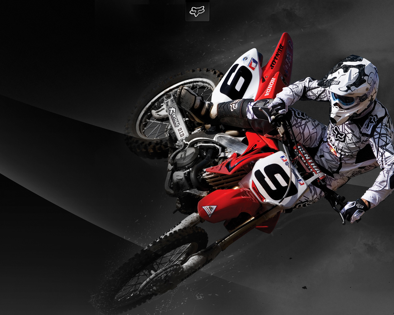 Fox Motocross Logo Wallpapers Fox head 1280x1024