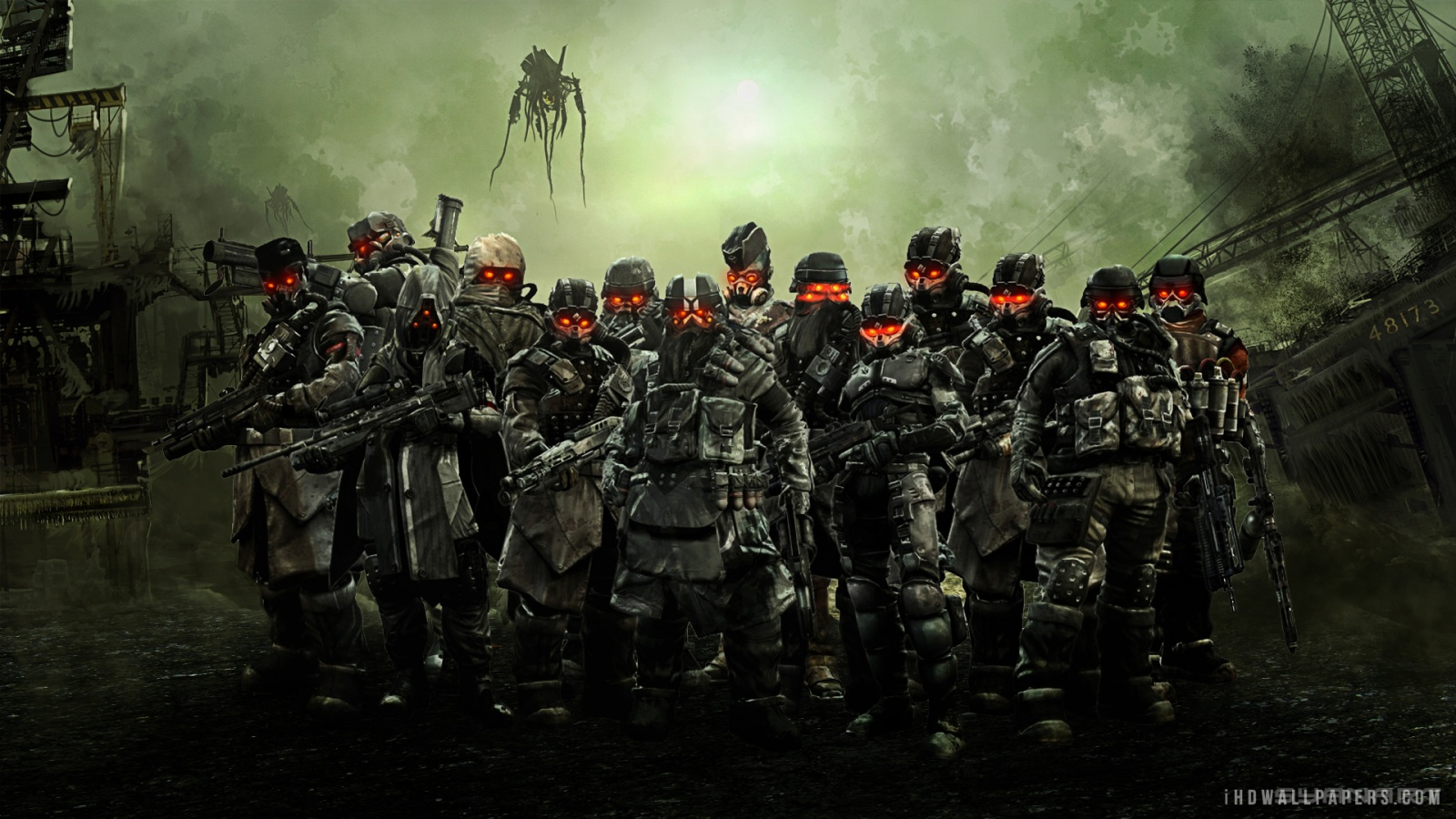 14 best images about <b>Killzone</b> .. on Pinterest | A well, Cyberpunk ...