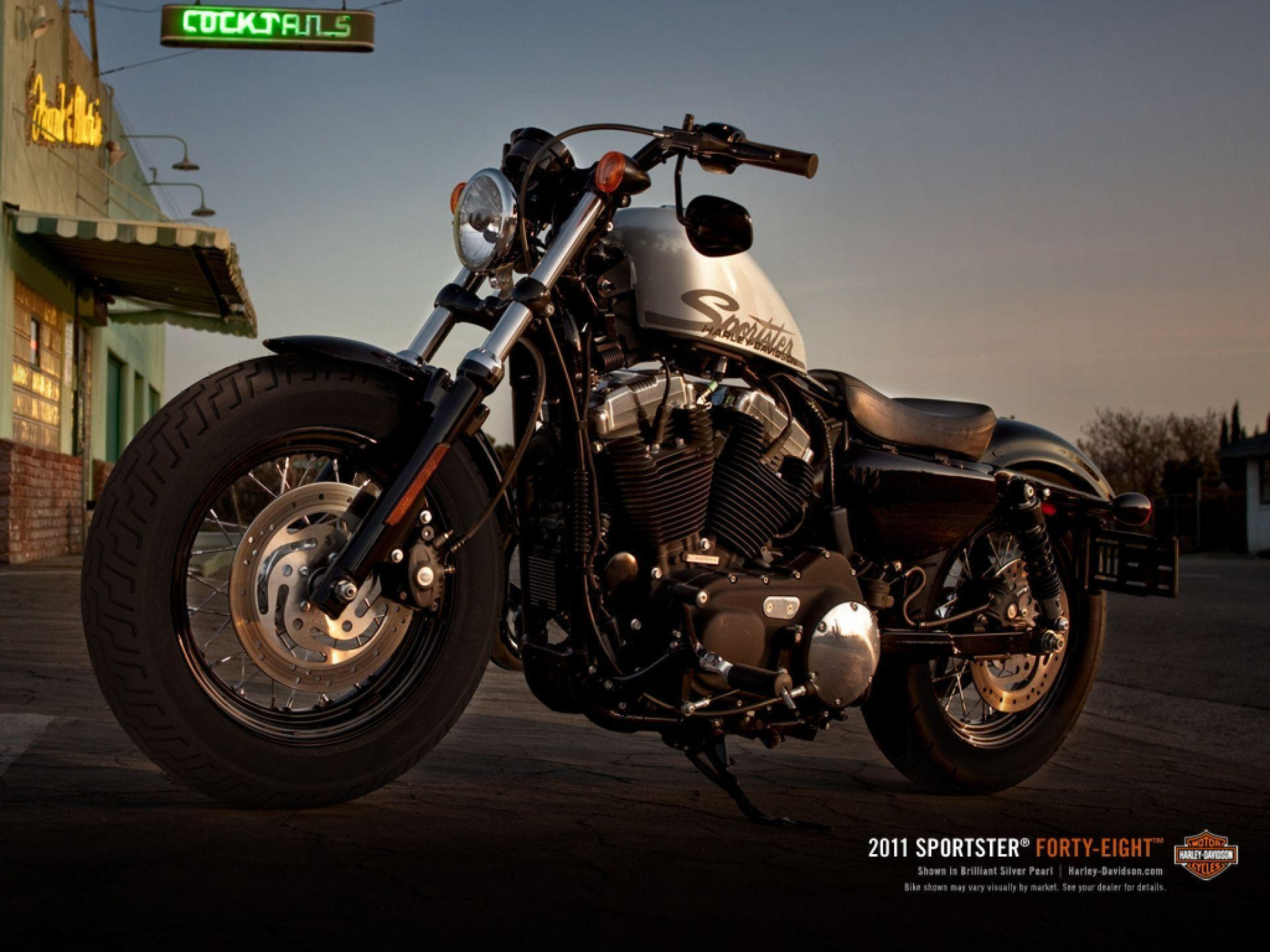 Harley Davidson Sportster Wallpapers 1920x1440