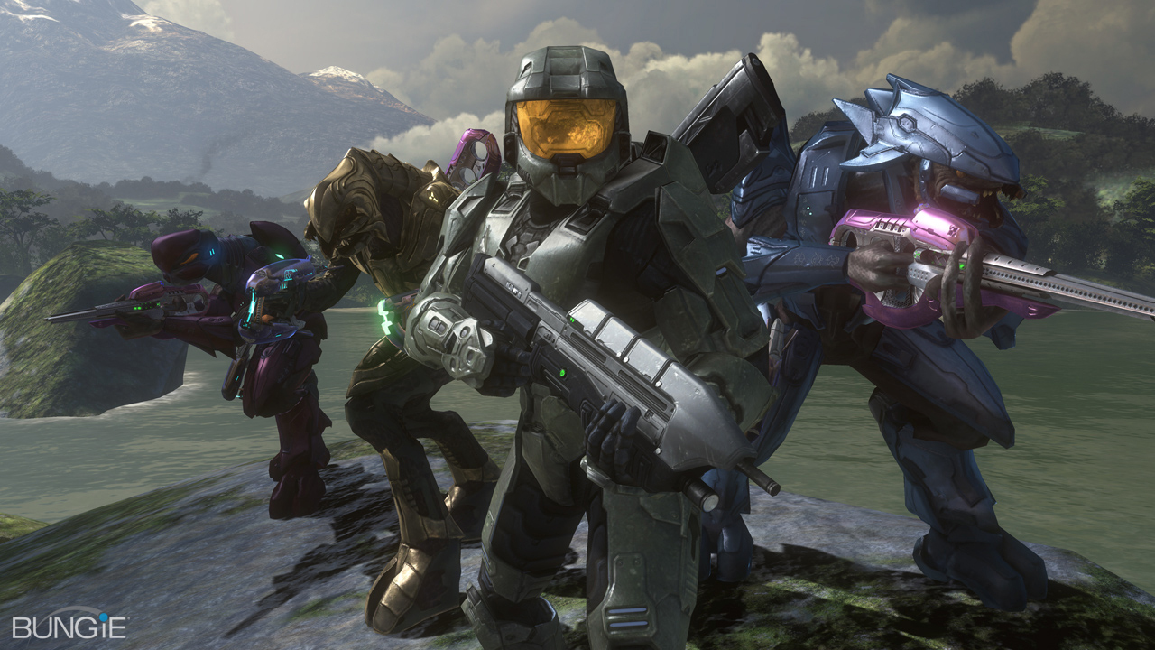 this halo combat evolved wallpaper is available in 24 sizes 1280x720