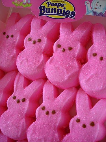 Bunny Peeps Wallpaper A peeps bunny bunting 375x500
