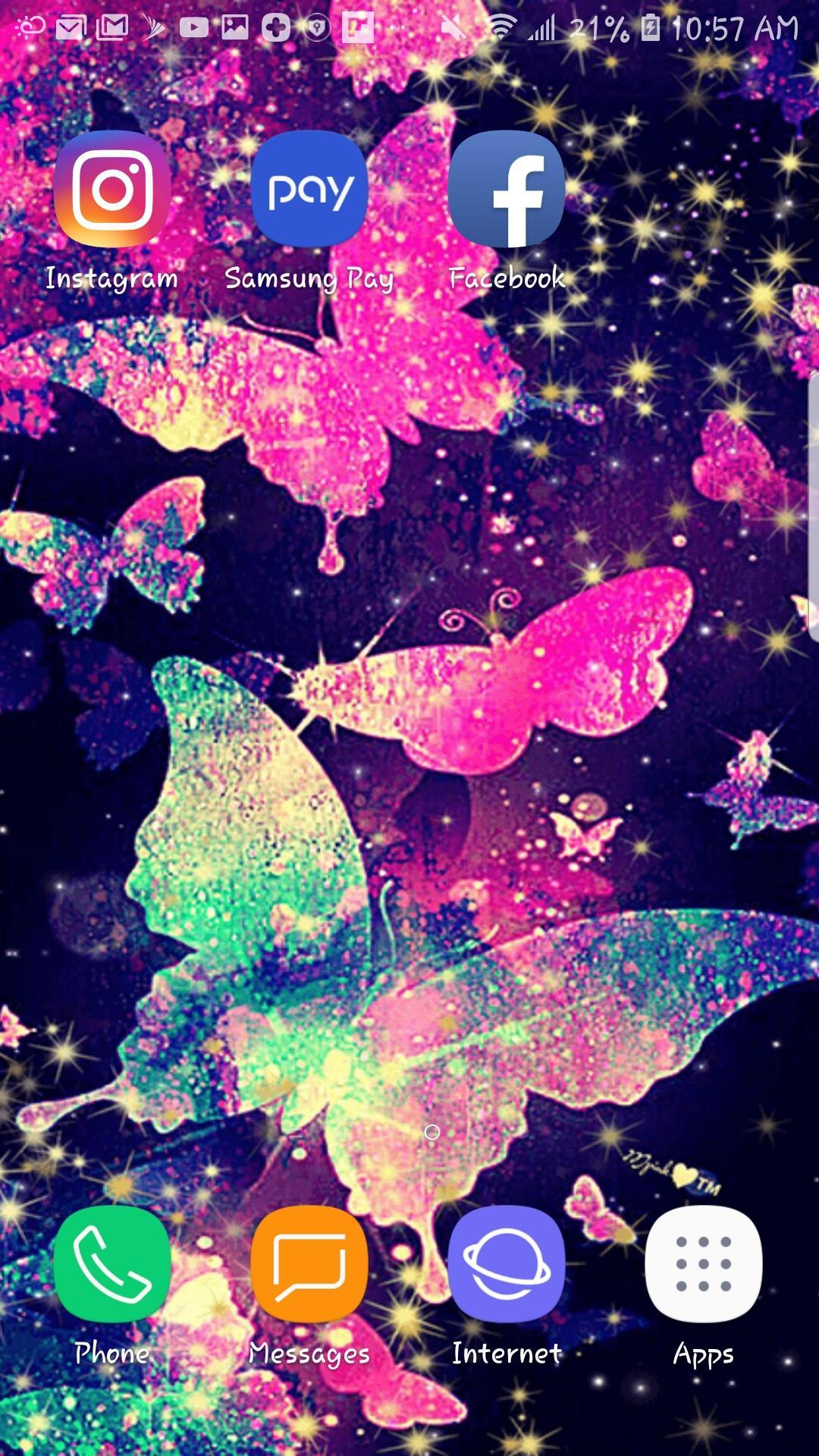 Glitter Beautiful HD Wallpaper Mobile Background for Android   APK 1080x1920