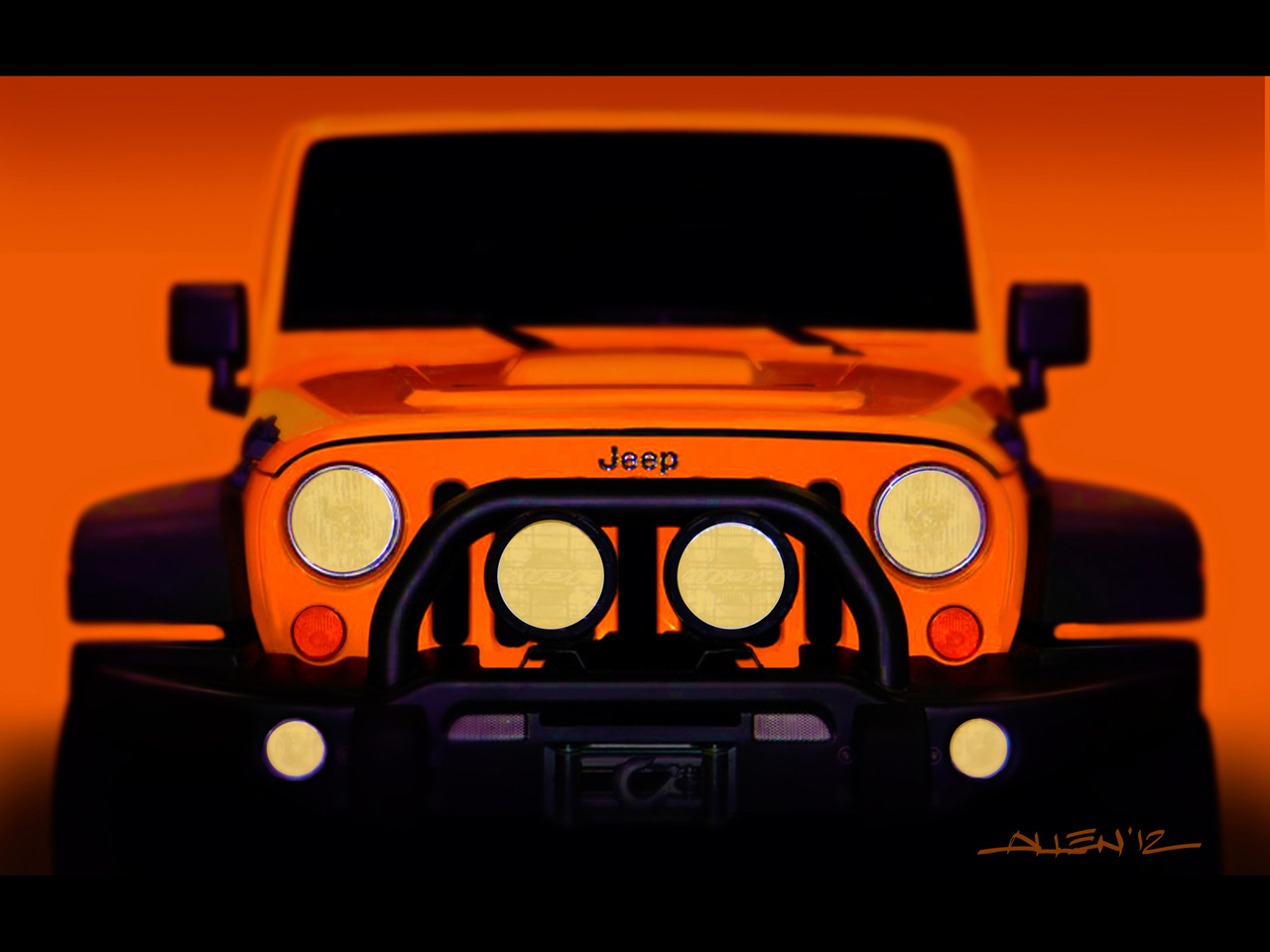 Cool Jeep Logo Wallpaper Images Pictures   Becuo 1280x960