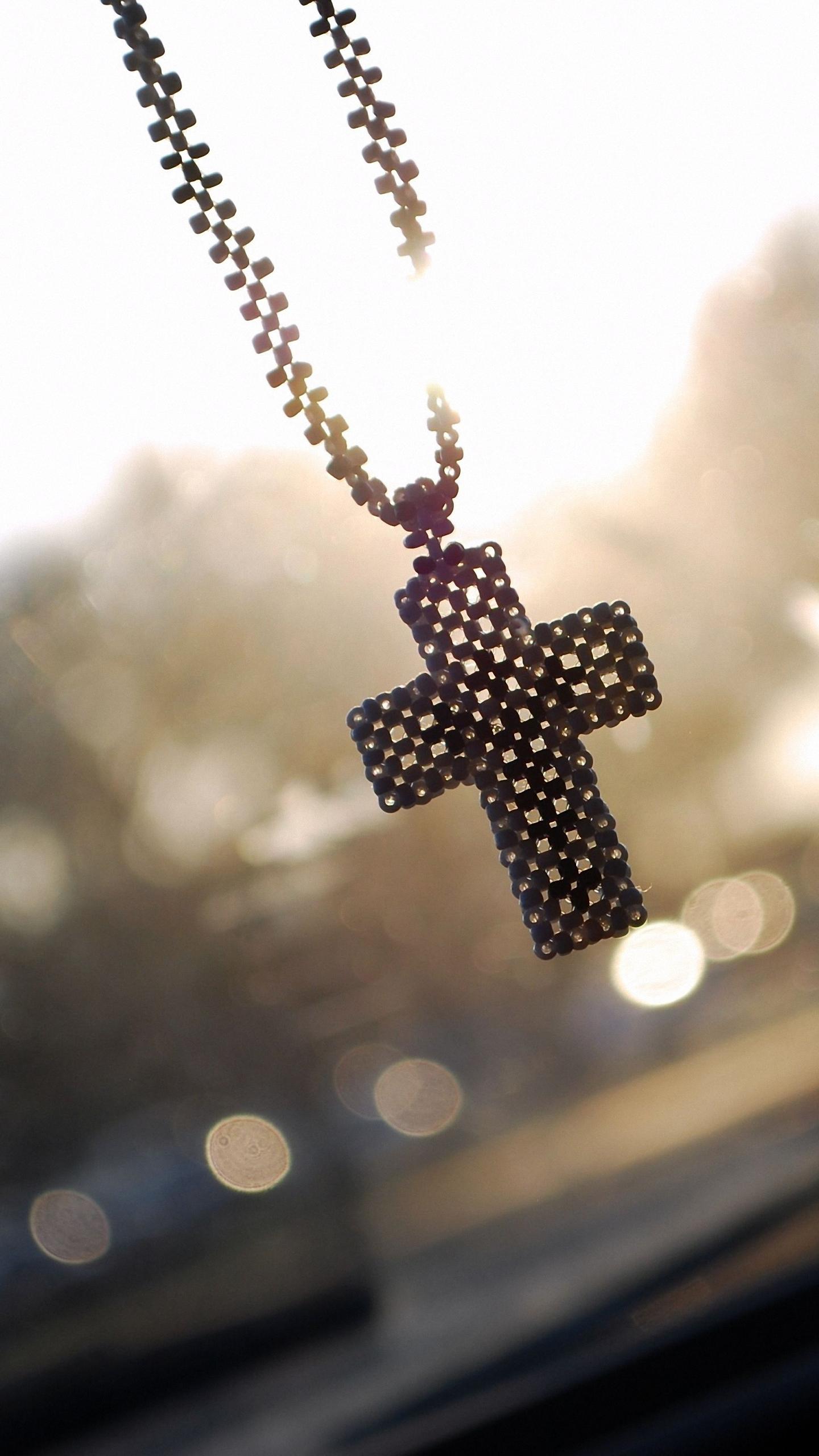 Cross With Chain Wallpaper Hd Wallpapersafari