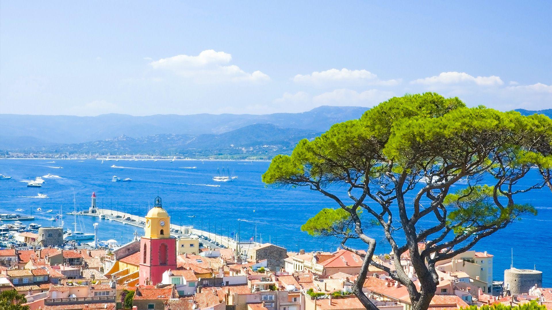St Tropez France Wallpapers   Top St Tropez France 1920x1080