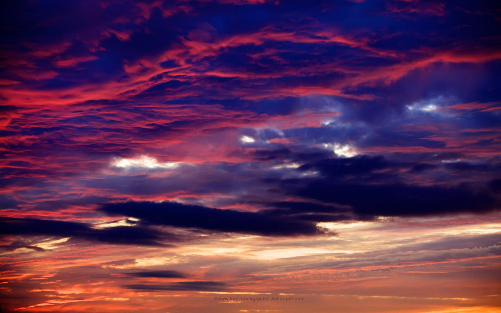 Beautiful Sky After Sunset Sky Background Wallpaper   1680x1050 pixels 1680x1050