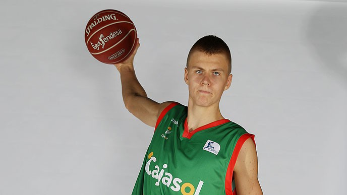 Projected Lottery Pick Kristaps Porzingis Wants the Knicks to Draft 688x387