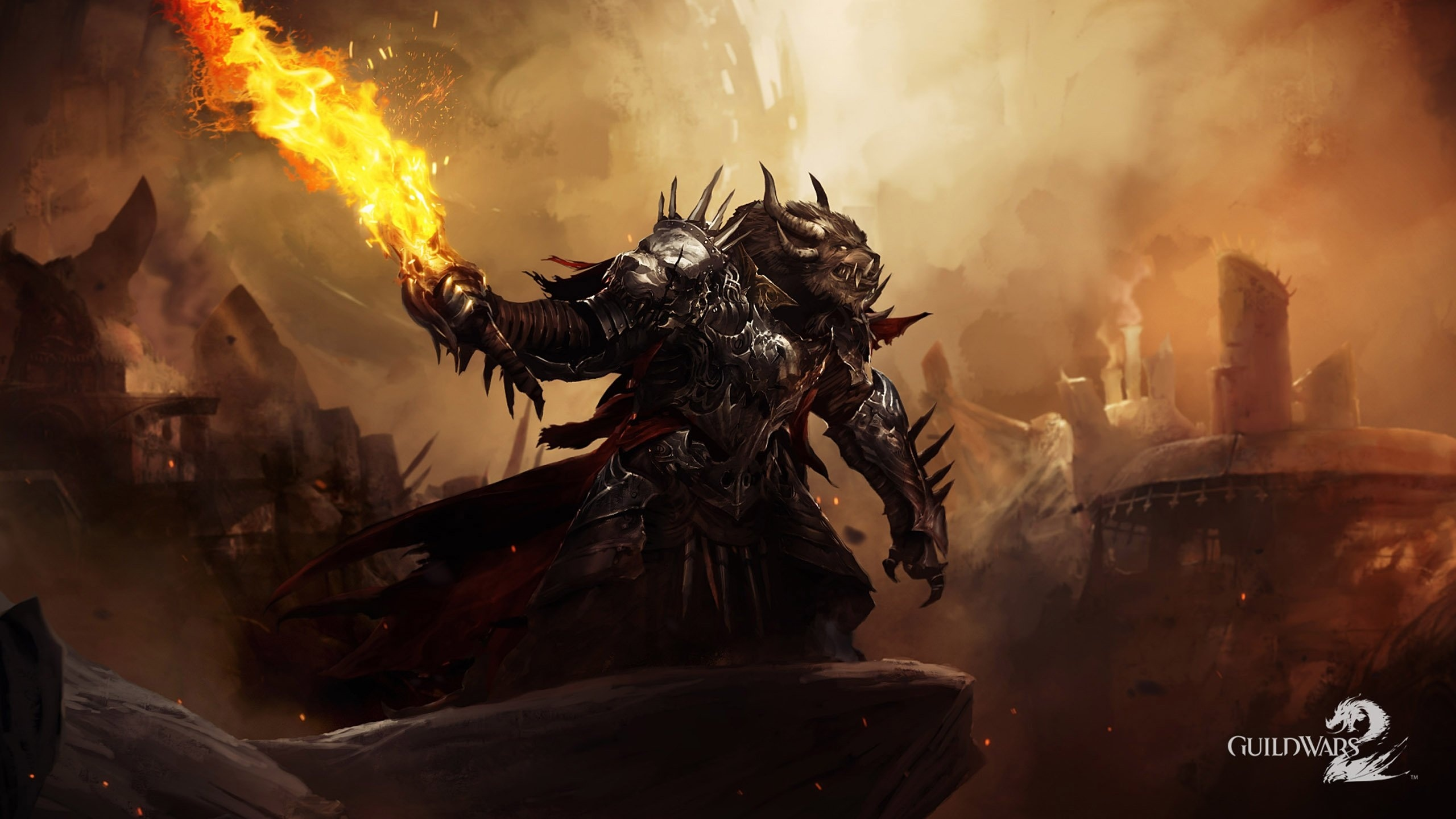 Free Download Guild Wars 2 Wallpaper 1080p 2560x1440 For Your