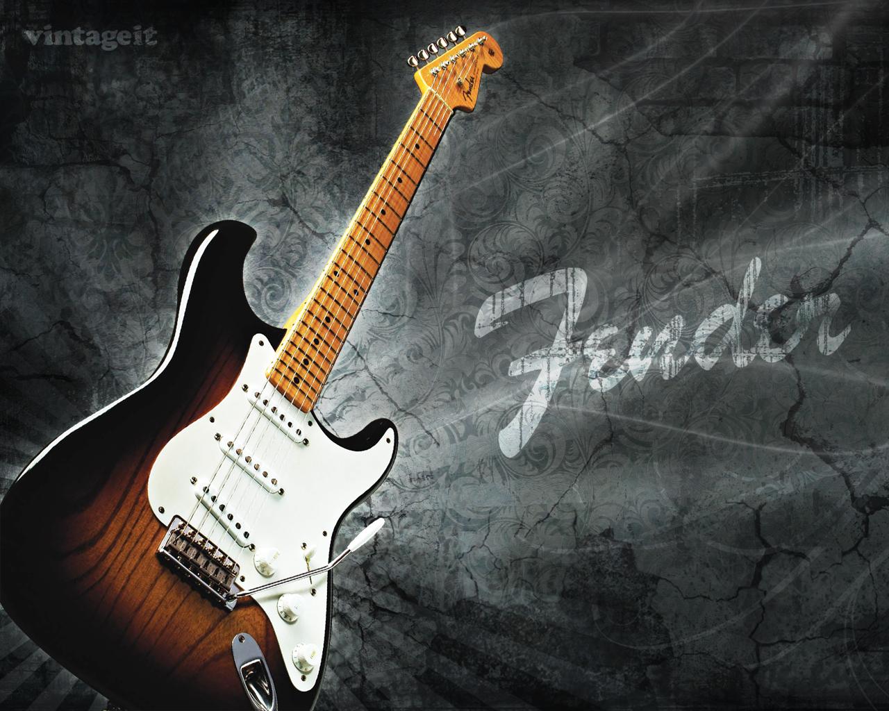 Fender Stratocaster wallpaper   Desktop HD iPad iPhone wallpapers 1280x1024