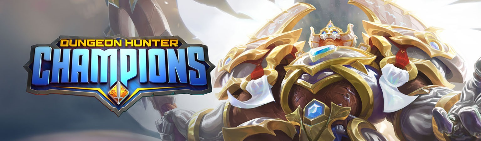 Dungeon Hunter Champions brings you epic action   Gameloft Central 1536x450