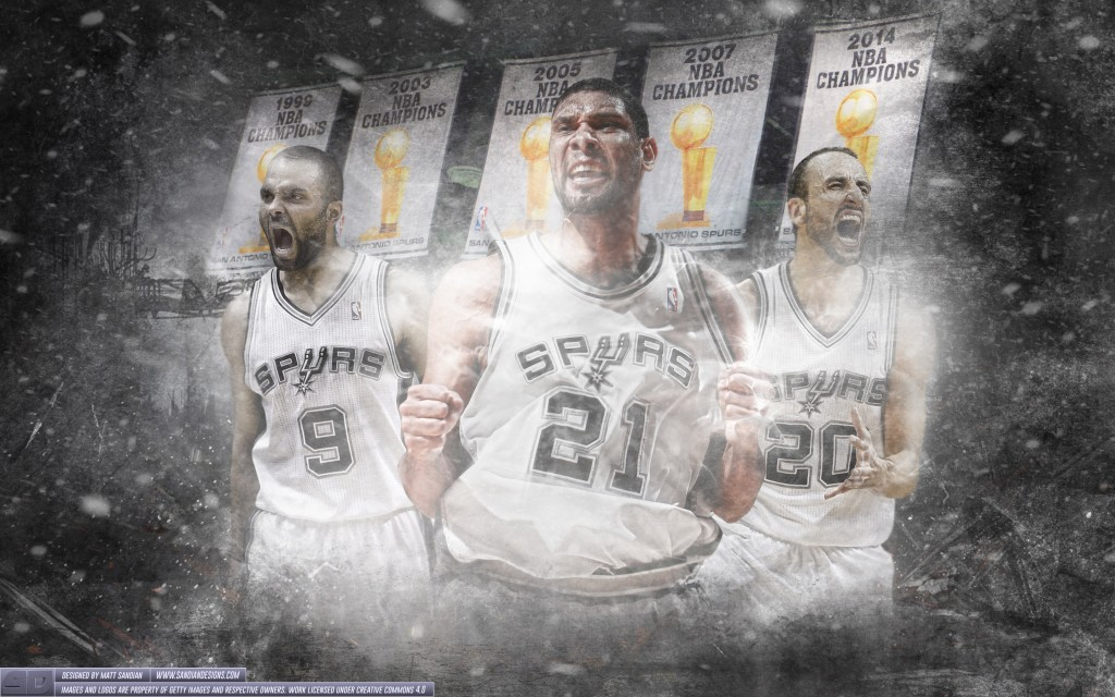 Tim duncan and tony parker spurs wallpaper voltagebd Choice Image