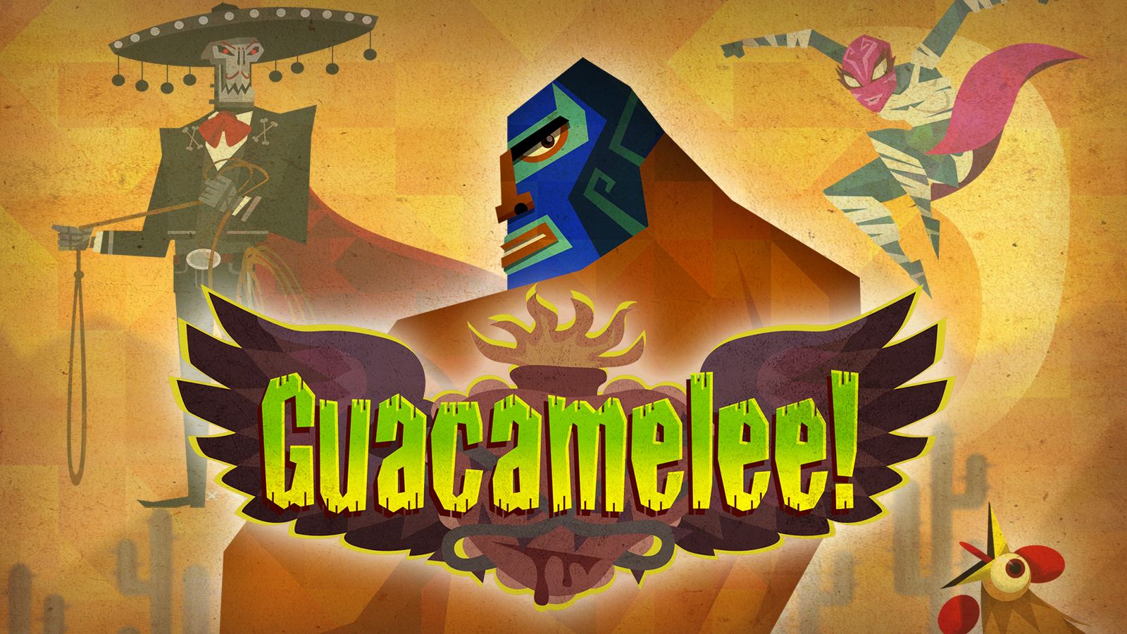 Guacamelee HD Wallpapers and Background Images   stmednet 1600x900