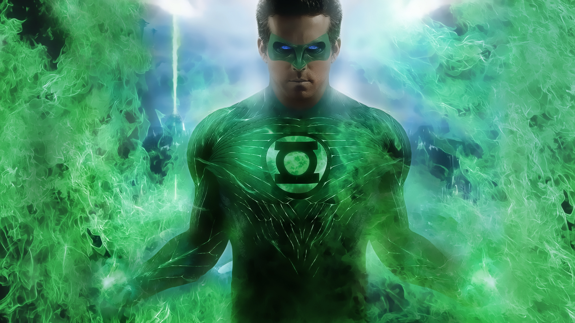 Green Lantern Wallpaper HD 1920x1080