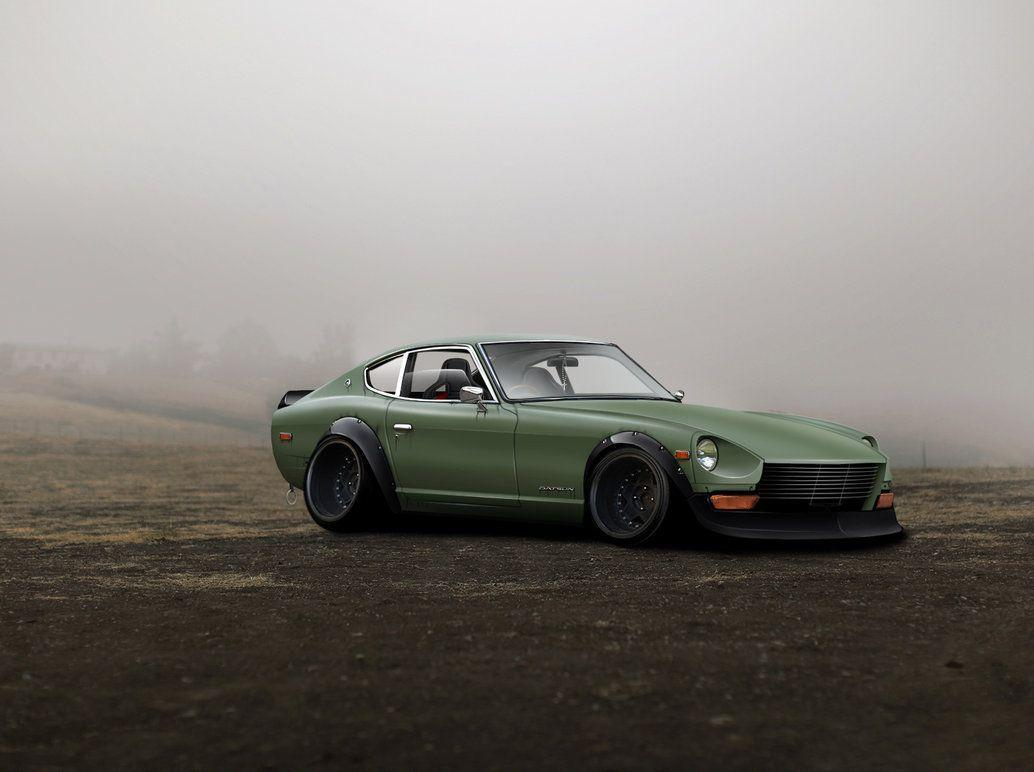 Datsun 240Z Wallpapers 1034x772