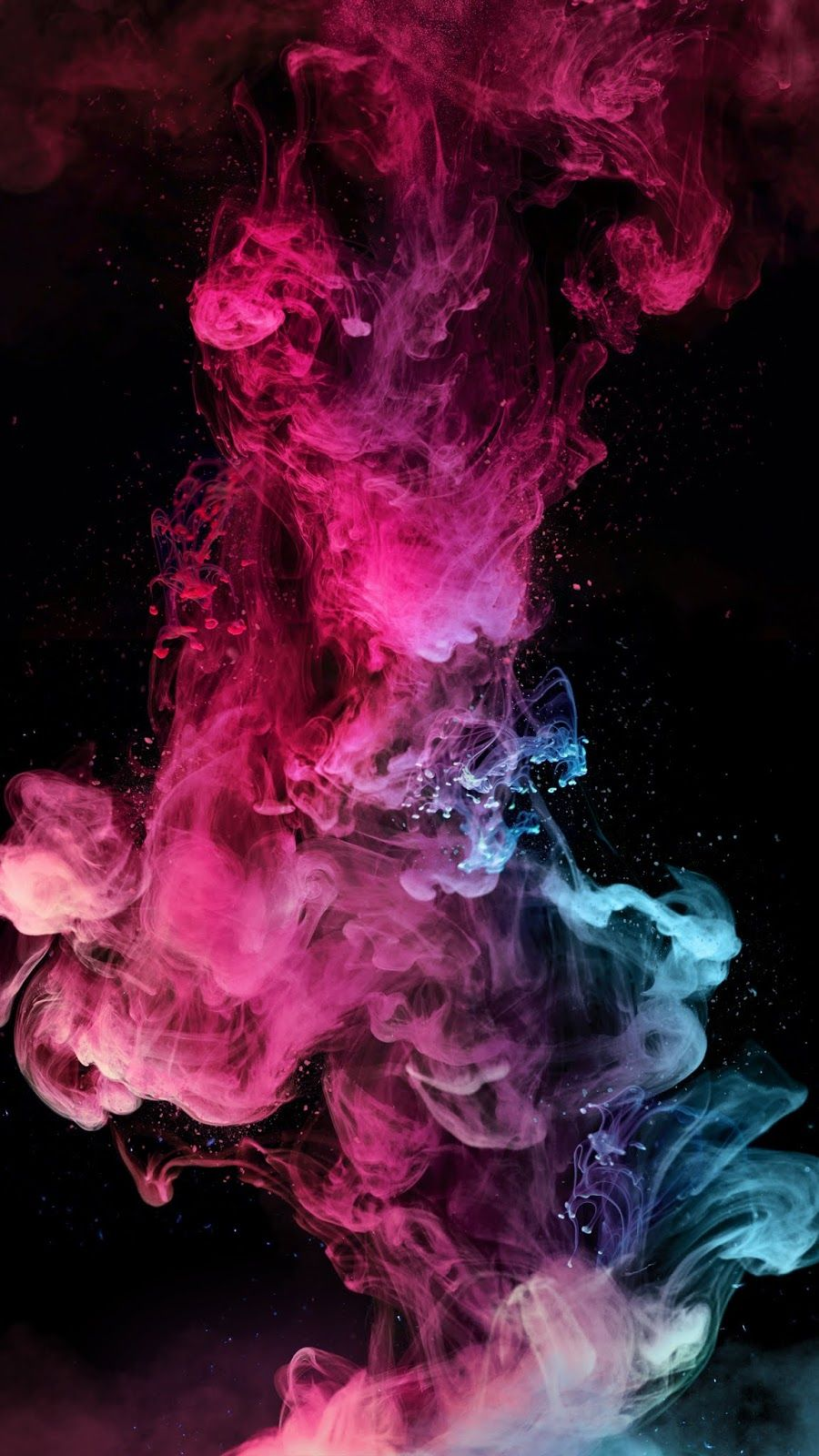 Colorful Splash wallpaper iphone android background followme 900x1600