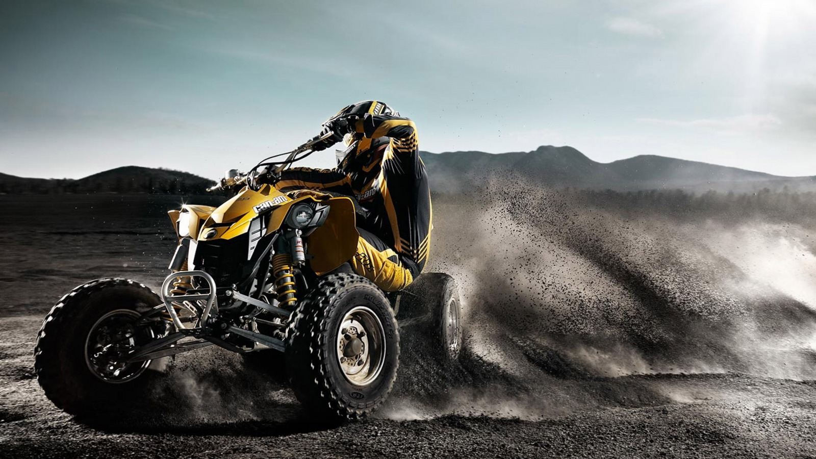 Cool ATV Drift Wallpaper High Res Pics 621166 2556 Wallpaper Cool 1600x900