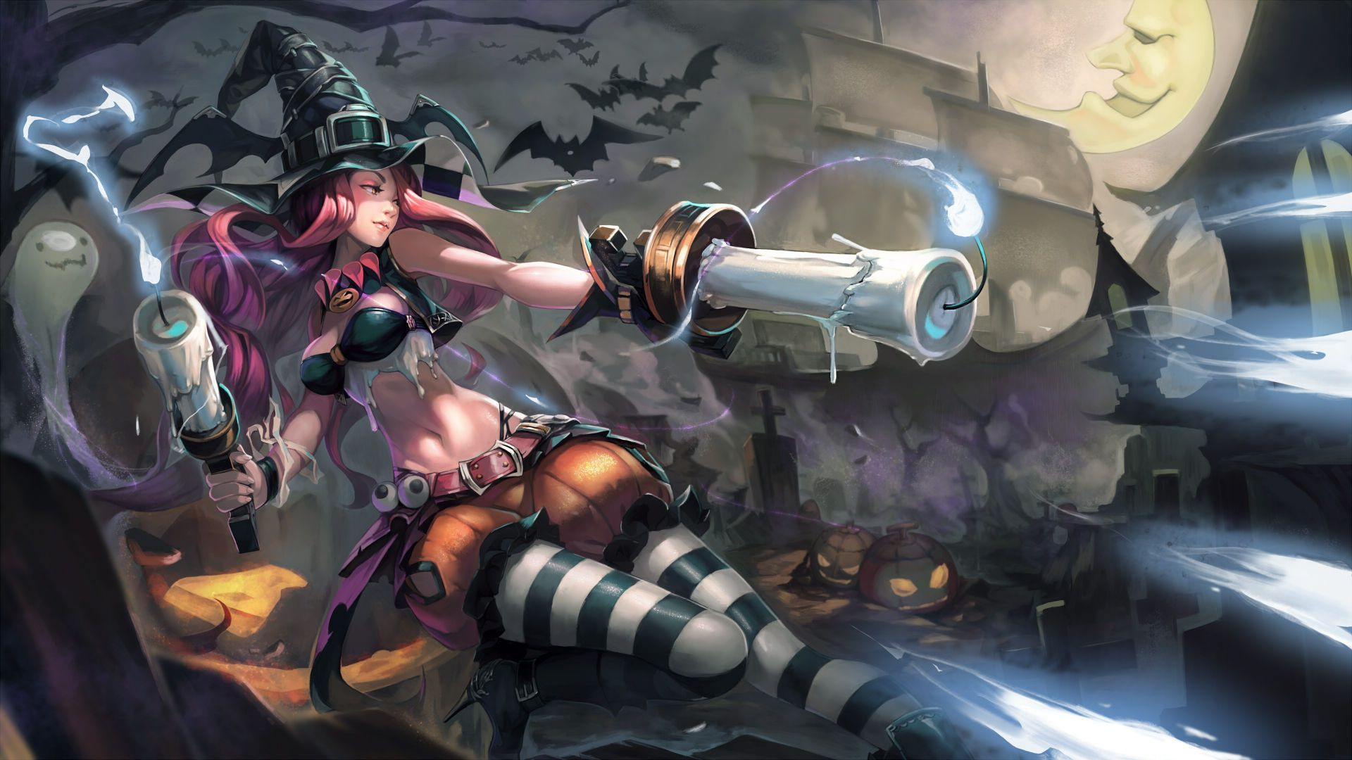 Free Download Download Miss Fortune With A Gun League Of Legends