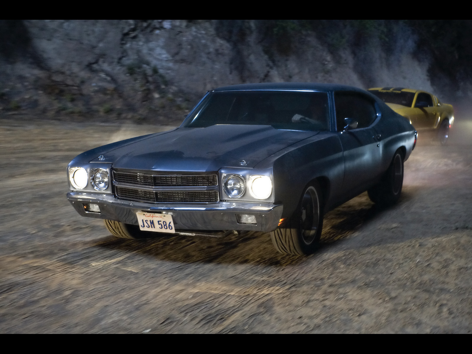 Fast Furious Movie Cars   Chevelle   1600x1200   Wallpaper 1600x1200