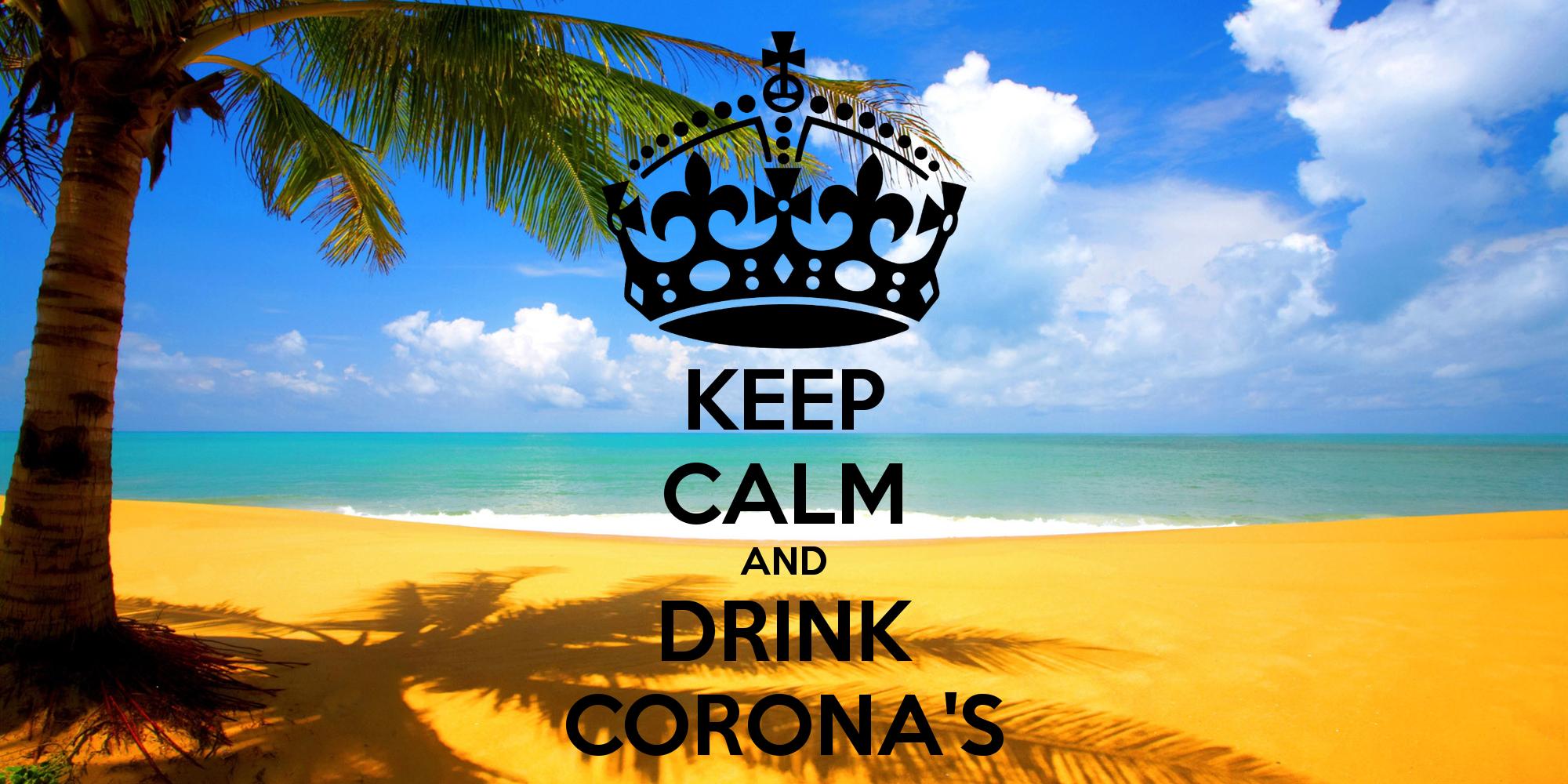 Corona Beach Wallpaper: Corona Beer Wallpaper